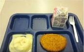 Lunches are Unplentiful