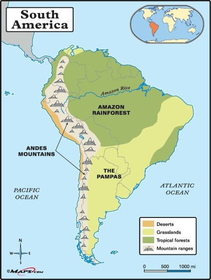 Life In The Andes Mountains Smore Newsletters For Education - Where are the andes mountains