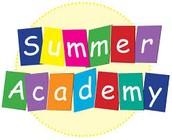 Summer Academy - Intervention Block