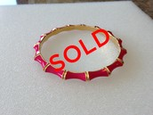 Julep Bangle, Pink - $10
