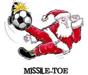 Soccer Christmas Party!!