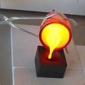 Melting Rhenium