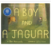 A Boy and a Jacquar, Alan Rabinowitz ($15.00)