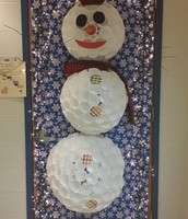 Mrs. Izzo's Homeroom Snowballs the Competition!