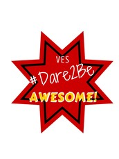Vici Elementary pushes students to #dare2be awesome learners!
