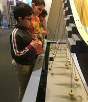 Exploring gravity with the motion of a pendulum