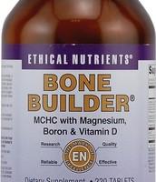 Bone Building Medicines