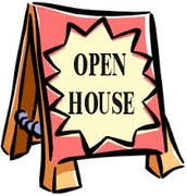 OPEN HOUSE Wednesday, October 1st