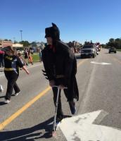 Batman Rides again!