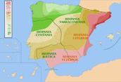 La conquista de la Península