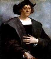 Christopher Columbus started the Columbian Exchange.