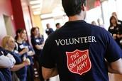 come volunteer