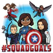#MinnieHowie  #SquadGoals