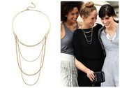 Drape Collar Necklace