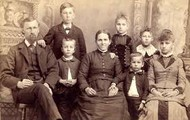 Families in the 1800's
