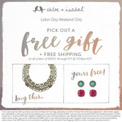Heirloom Chain & Pave Convertible Necklace with FREE Earrings