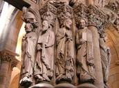 Estatuas de las Profetas de Jesus