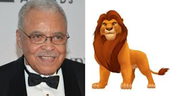 James was Mufasa too.
