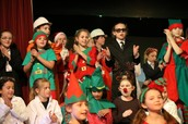 Junior Girls Christmas Production