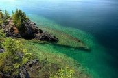 Isle Royale's Beautiful Waters