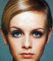 1960s Supermodel Twiggy