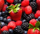 Great Berries from California!
