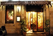Good Food Near the Pantheon: Armando Al Pantheon