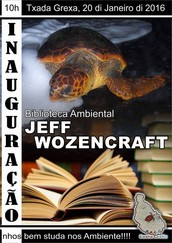 RPCV Knox Alumn Jeff Wozencraft has library named after him in his host community