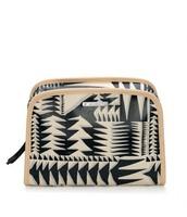 Beauty Bag - Tribal Geo Print $16.20