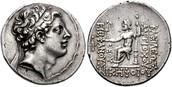 מטבע של אנטיוכוס הרביעי