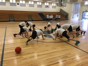 Dribble Out Fitness