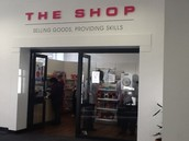 The Shop developing students' employability skills