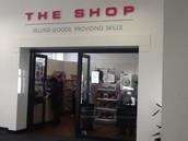 The Shop developing students' employability skills