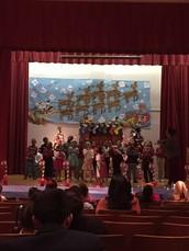 Christmas Program at Burleson