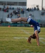 What skills should you have before attempting  backhandspring?