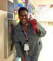 Ms. Kittie finds Eddie