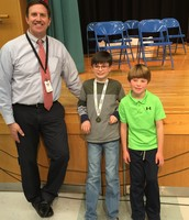 Geography Bee Champion!