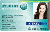ISIC Cards for all AIESECers!
