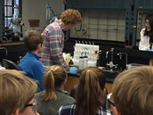 UR Chemistry Field Trip