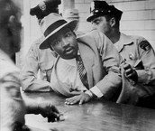 King Dethroned by Arrest