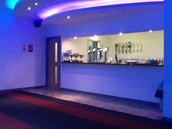 Function room bar