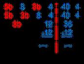 Multi step equatiouns