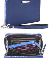 Chelsea tech wallet blue (Used)