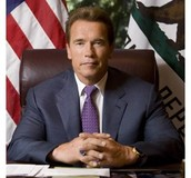Arnold Schwarzenegger as governor of California