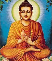 Siddhartha Gautama or The Buddha