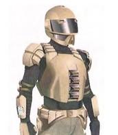 lightweight armor