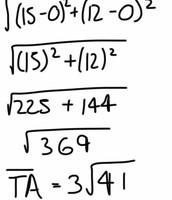 Length of TA