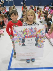 Kindergartners are Leading the Way by Setting Goals!