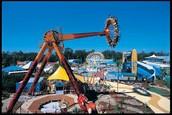 Dreamworld Theme park.