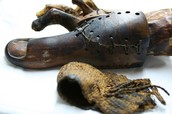 Egyptian Leather Big Toe